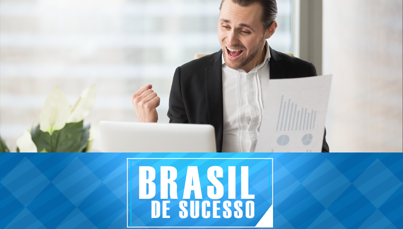 Brasil de Sucesso - Março