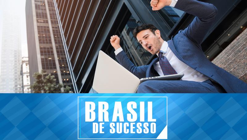 Brasil de Sucesso - Primeira Semana de Abril