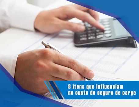 1 - Capa_blog_8 itens que influenciam no preço do seguro de carga